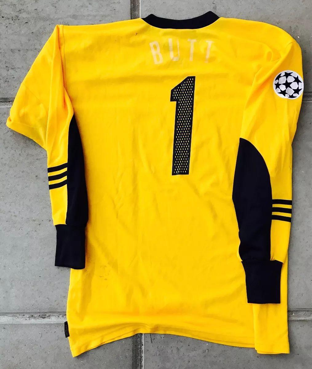 Bayer 04 Leverkusen Portiere maglia di calcio 2002 - 2003 ...