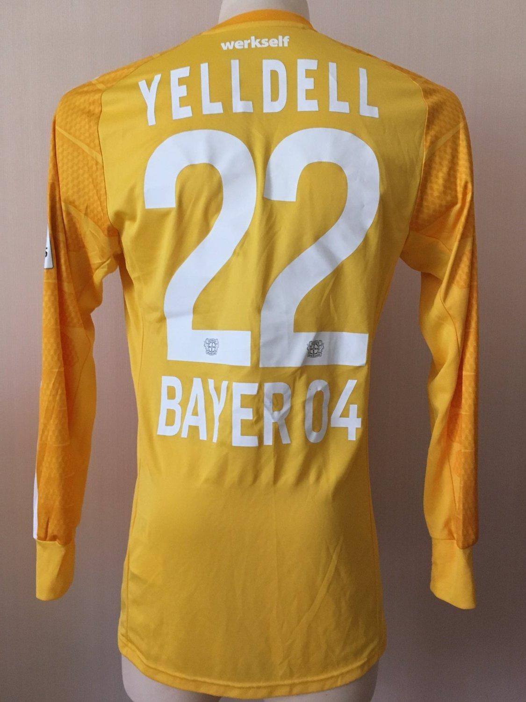 Bayer 04 Leverkusen Portiere maglia di calcio 2014 - 2015 ...