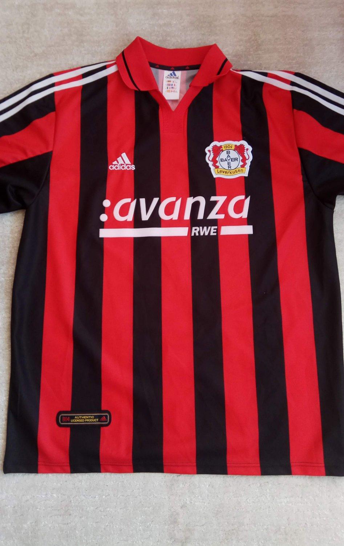Bayer 04 Leverkusen Home football shirt 2000 - ?.