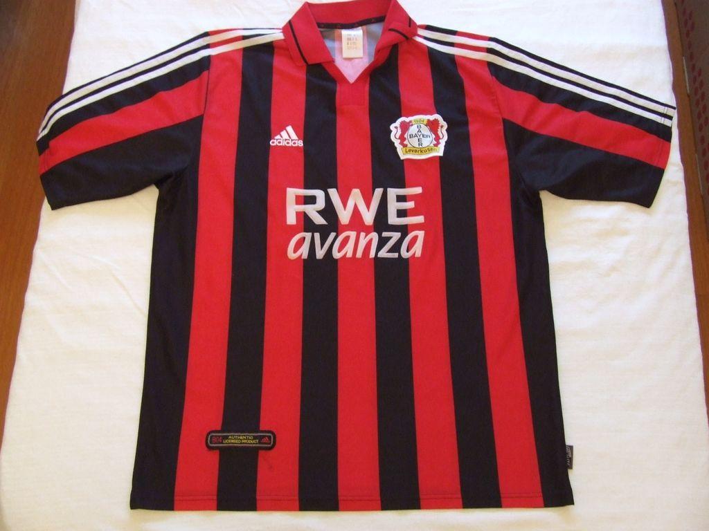 Maglia Home Bayer 04 Leverkusen Acquista