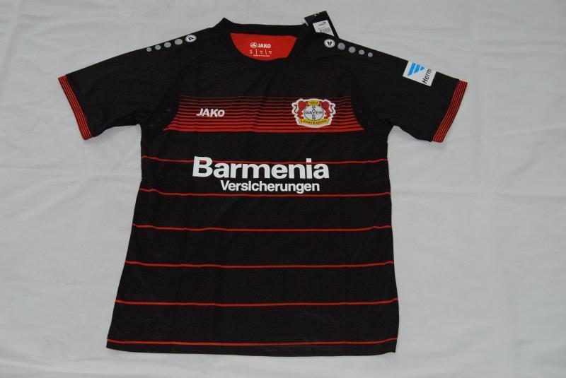 Bayer 04 Leverkusen Home football shirt 2016 - 2017. Sponsored by ...