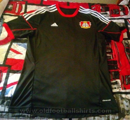 Bayer 04 Leverkusen Home football shirt 2013 - 2014