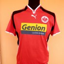 Eintracht Frankfurt football shirt 2000 - 2001