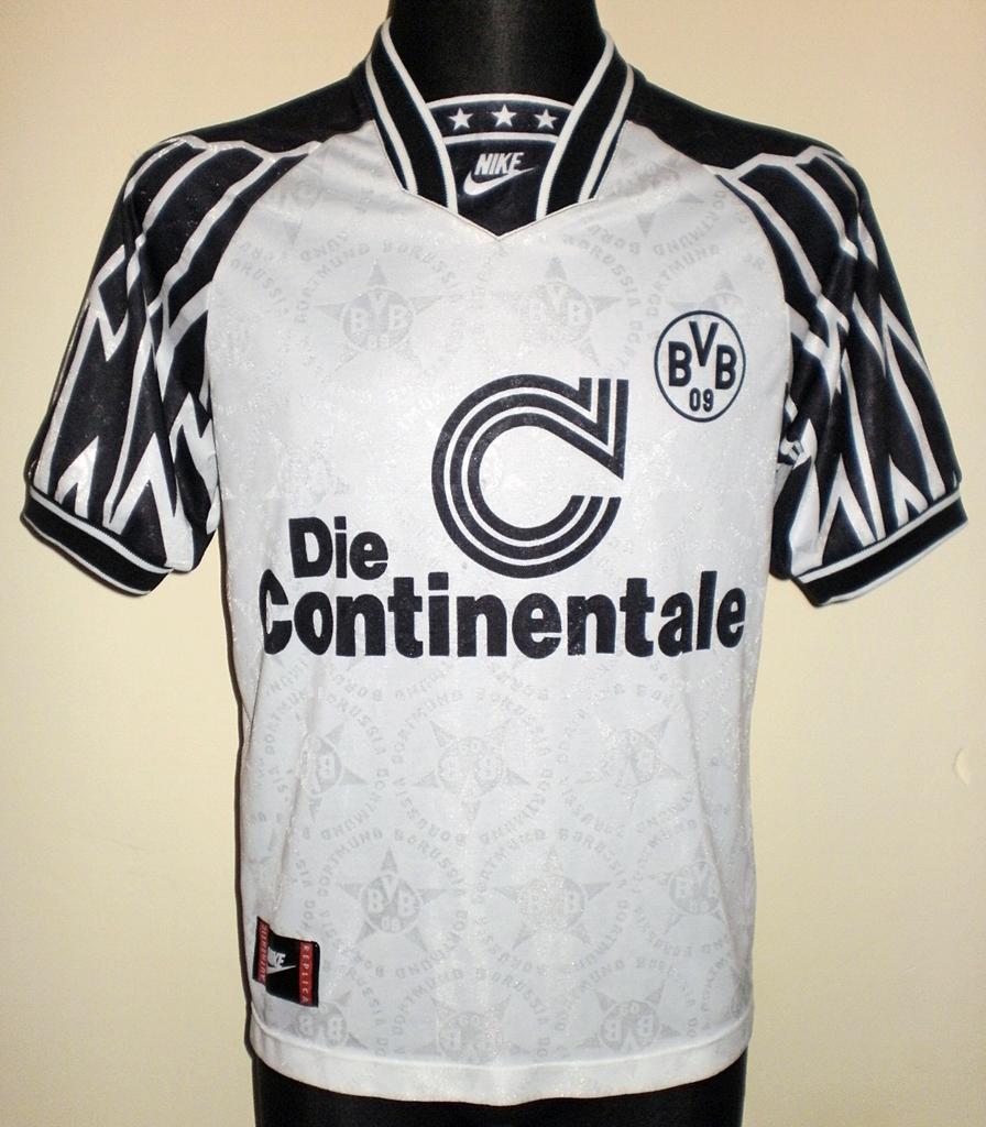 Borussia Dortmund Visitante Camiseta De Fútbol 1994