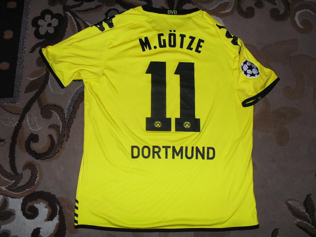 new product d62ad d6a5c Borussia Dortmund Cup Shirt φανέλα ποδόσφαιρου 2011 - 2012 ...