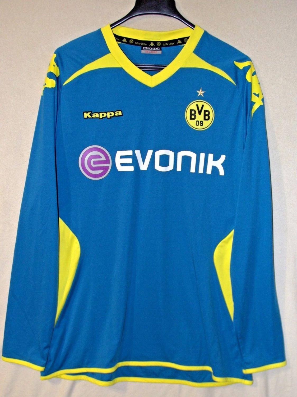 low priced 3cae6 3938c Borussia Dortmund Goalkeeper חולצת כדורגל 2011 - 2012 ...