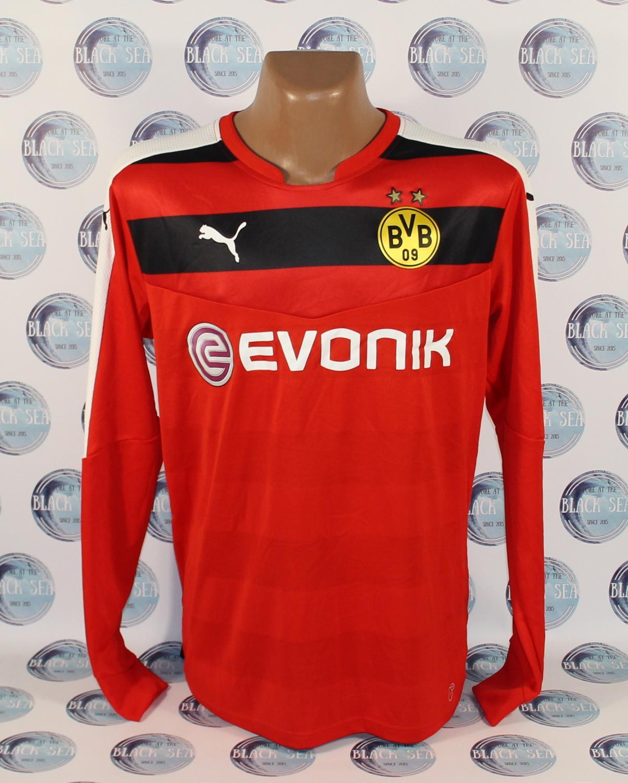 competitive price 8077d 30600 Borussia Dortmund Goalkeeper football shirt 2013 - 2015 ...