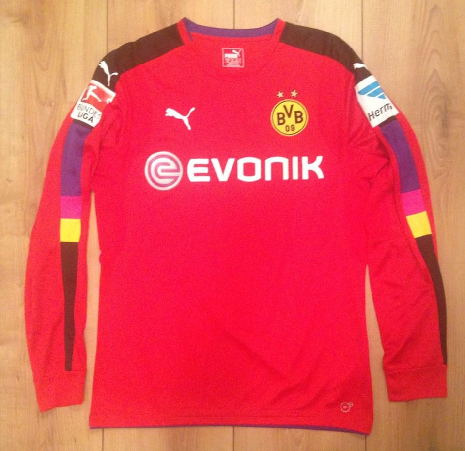 Maglia Home Borussia Dortmund portiere