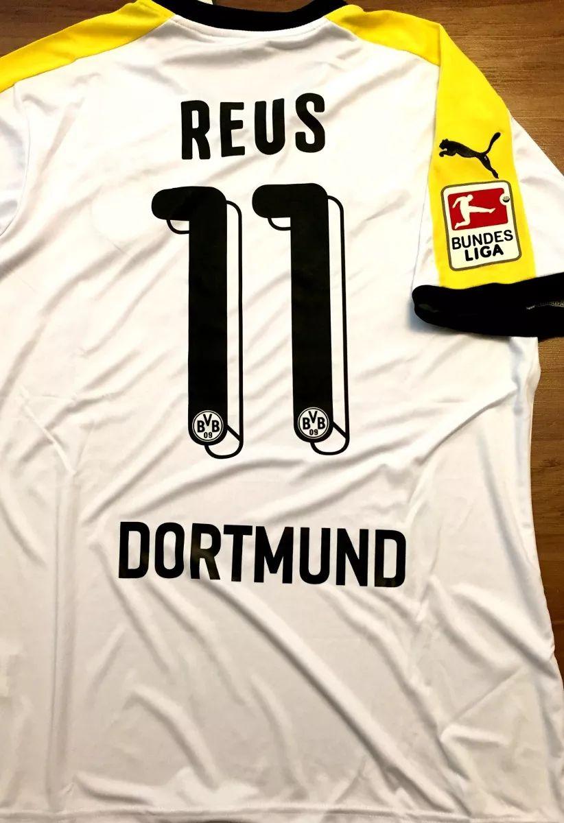 Seconda Maglia Borussia Dortmund Christian Pulisic