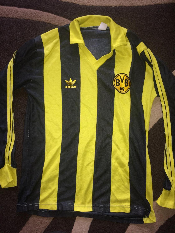 Borussia Dortmund Unknown Shirt Type Unknown Year Sponsored By No Sponsor