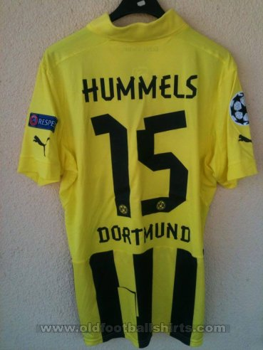 Dortmund Men/'s T-Shirt Size S to 3XL Old German Black//Yellow