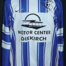 Sporting Mertzig football shirt 1999 - 2000