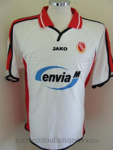 Energie Cottbus Away football shirt 2003