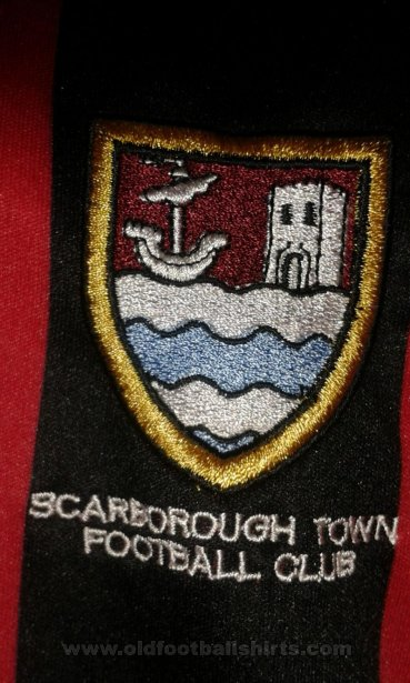 Scarborough Town FC Home football shirt (unknown year)