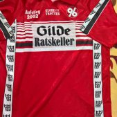 Hannover 96 Home футболка 2001 - 2002