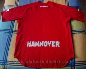 Hannover 96 Home football shirt 2006 - 2007