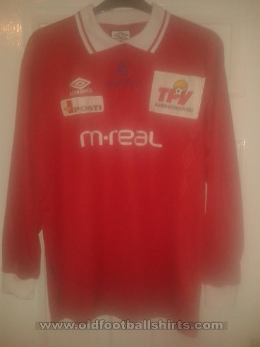 TPV Auringonnousu Home football shirt (unknown year)