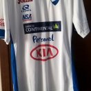 Club Nacional Asuncion Maillot de foot 2014 - 2015