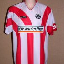FSV Mainz 05 football shirt 2006 - 2007
