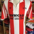 Away football shirt 1990 - 1992