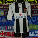 Cefn Druids football shirt 1999 - 2000