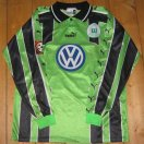 VfL Wolfsburg football shirt 1999 - 2000