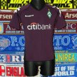 Third football shirt 2007 - 2009