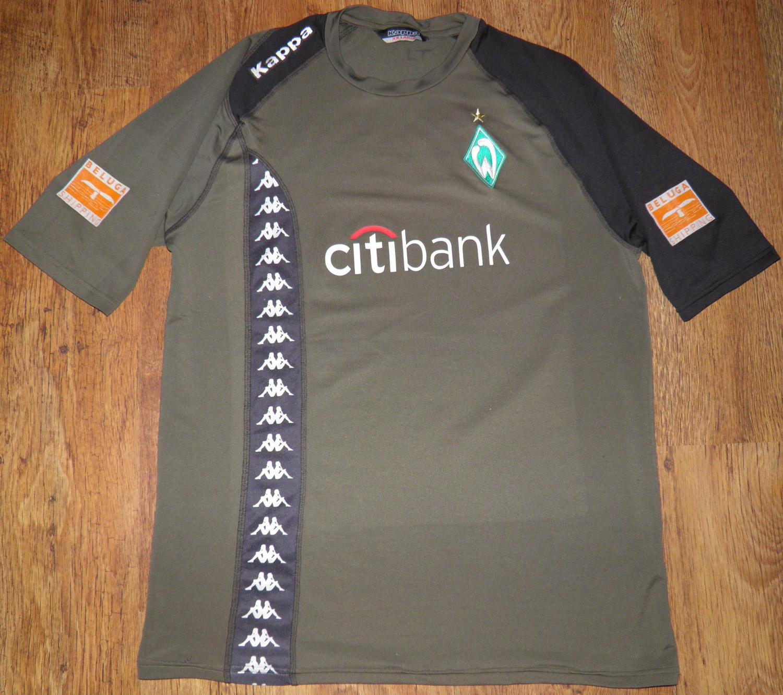 4c706cb429 Werder Bremen Tipo de camisa desconhecido 2007 -  . Sponsored by ...