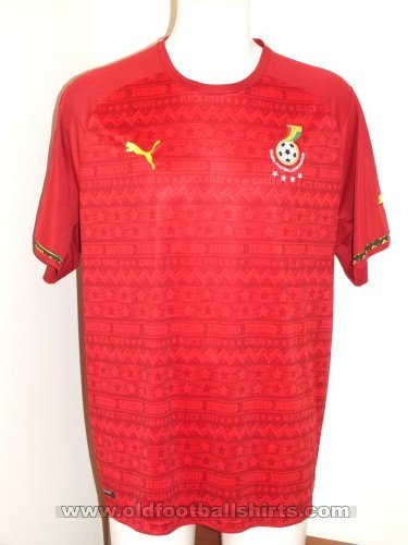 Ghana Away football shirt 2014 - 2016
