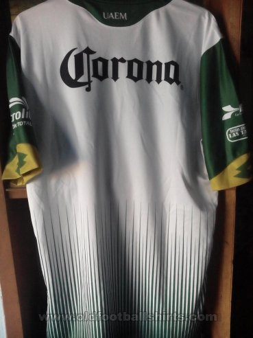 Potros UAEM Home football shirt 2016 - 2017