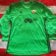 Goalkeeper football shirt 2016 - 2017