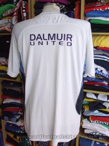 Dalmuir United AFC Training/Leisure maglia di calcio (unknown year)