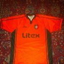 Litex football shirt 2002 - 2003