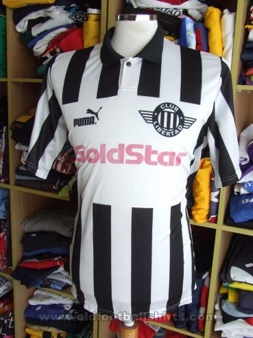 Club Libertad Home футболка 1999 - 2000