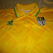 Home football shirt 1998 - 2000
