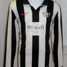 Ashington A.F.C. football shirt 2014 - 2015