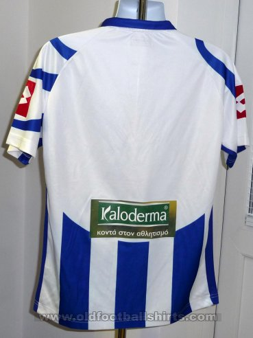 Keravnos Strovolou FC Home voetbalshirt  (unknown year)