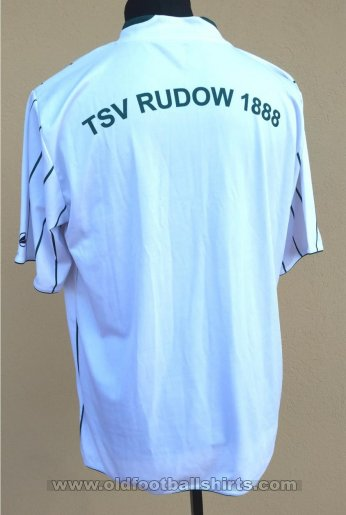 TSV Rudow 1888 Home football shirt 2014 - 2015