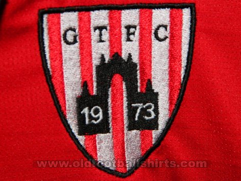 Guisborough Town Unknown shirt type (unknown year)