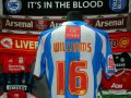 Huddersfield Town Home football shirt 2009 - 2010