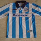 Huddersfield Town football shirt 1997 - 1999