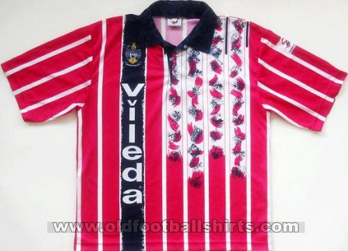 Huddersfield Town Third football shirt 1993 - 1994