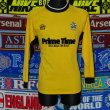 Goalkeeper football shirt 2003 - 2005