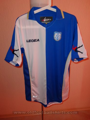 Chernomorets Burgas Home football shirt 2012 - 2013