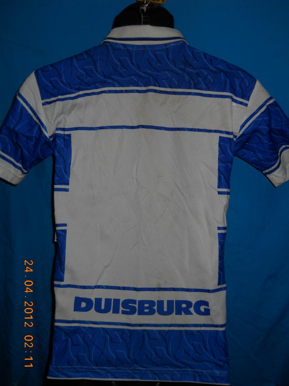 FC Schalke 04 Programm 1994//95 MSV Duisburg