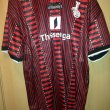 Away football shirt 2000 - 2001