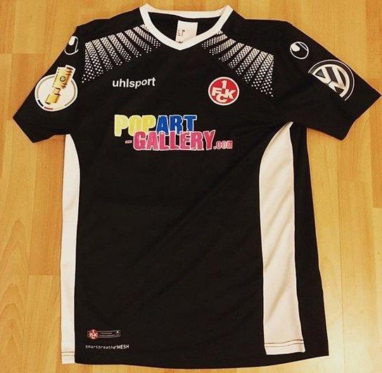 aacb5a1d59c 1. FC Kaiserslautern Cup Shirt football shirt 2017 - 2018. Sponsored ...