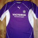 Erzgebirge football shirt 2003 - 2004
