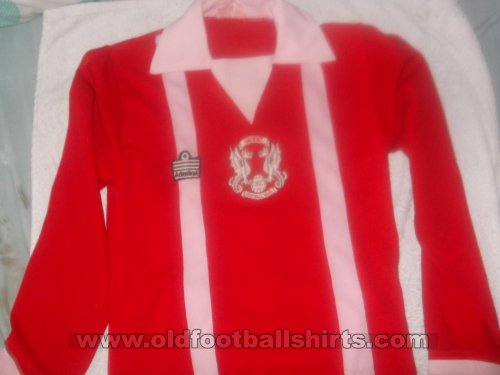 Leyton Orient Away football shirt 1977 - 1978