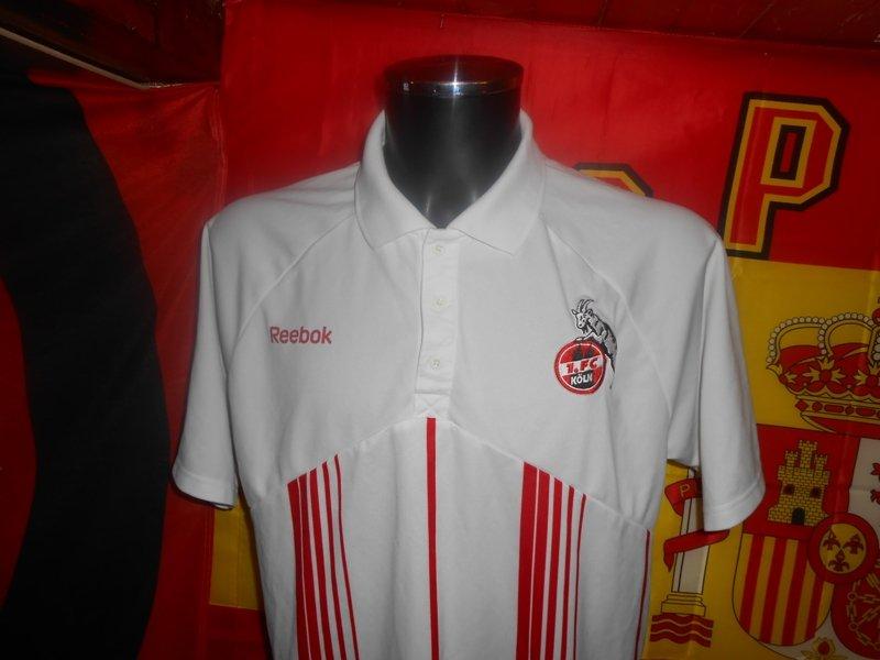 Uhlsport Football Soccer 1 FC Köln Koln Mens Kids Away Shirt Jersey 2019 2020